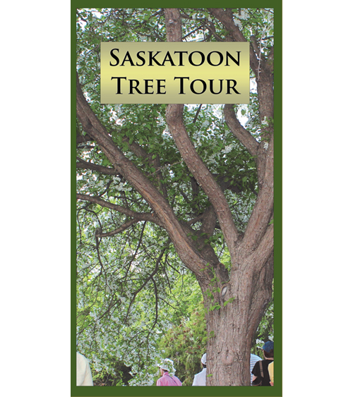 Tree Tour Booklet front cover